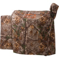 BAC377 Traeger RealTree Full-Length Grill Cover cover grill