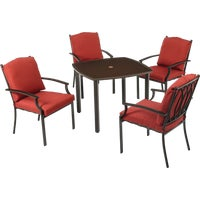183-S50-5D-POLY Sienna 5-Piece Dining Set dining set