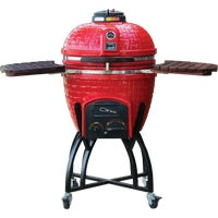 RL-R4F1M4 Vision Grills Plaza Kamado Charcoal Grill charcoal grill