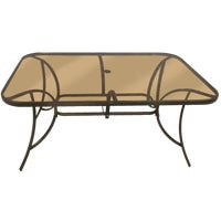 TJF-R432T Outdoor Expressions Greenville Rectangular Table