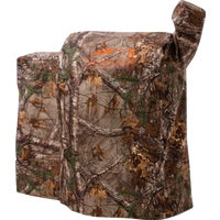 BAC376 Traeger RealTree Full-Length Grill Cover cover grill