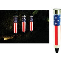 QTT272BB Solaris Patriotic Solar Path Light