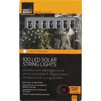 6741 Cole & Bright Solar String Lights lights string