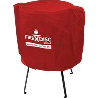 TCGFDCR FireDisc Gas Grill Cover FireDisc 22 In. Gas Grill Cover