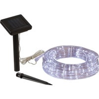 B-22CW Outdoor Expressions Solar Rope Lights lights string