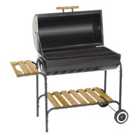 20530DI Kay Home Products Barrel Charcoal Grill charcoal grill