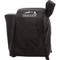 BAC379 Traeger 22 Series Full Length Grill Cover cover grill