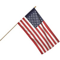 AA99050 Valley Forge All-American 5 Ft. Wood Flag Pole Kit AA99050, Wood Flag Kit