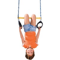 NE4488 Swing N Slide Ring & Trapeze Combination bar trapeze