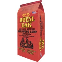 195-275-021 Royal Oak Natural Lump Wood Charcoal 195-228-021, Royal Oak Natural Lump Wood Charcoal