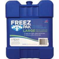 1035041 Lifoam Freez Pak Reusable Cooler Ice Pack 4942, 4942 Lifoam Freez Pak Reusable Ice Substitute Cold Pack