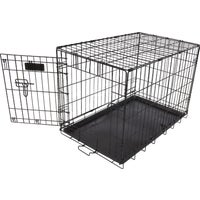 41274 Petmate Aspen Pet Training Dog Crate 21942, Petmate Training Wire Pet Kennel