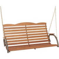 CG-47Z Jack Post Country Garden Hi-Back Porch Swing Seat With Chains porch swing