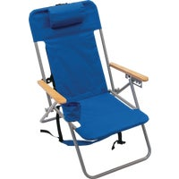 SC527-28PK6 Rio Brands Backpack Folding Lawn Chair chair folding