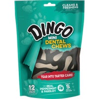 P-26018 Dingo Denta-Treats Dog Treat Chews dog treat