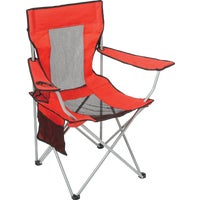 AC2315N-1 Outdoor Expressions Mesh Folding Camp Chair chair folding