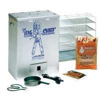 9890 Big Chief Top Load Vertical Electric Smoker electric smoker