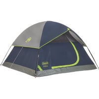 2000034547 Coleman 3-Person Dome Tent 36496, Swiss Gear 3 Person Dome Tent