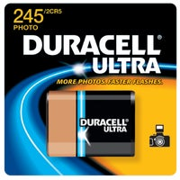 Duracell 245 Ultra Lithium Battery battery specialty
