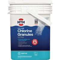 22005 HTH Ultimate Mineral Brilliance Chlorine Granule 22005, HTH Ultimate Mineral Brillance Chlorine Granule