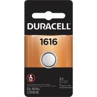 43487 Duracell 1616 Lithium Coin Cell Battery 43487, 43487 Duracell Lithium Coin Watch Battery