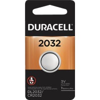 Duracell 2032 Lithium Coin Cell Battery 30587, 30587 Duracell Lithium Coin Watch Battery
