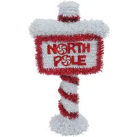 3D-NPOLE Youngcraft North Pole Sign Holiday Decoration decoration holiday