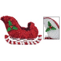 3D-SLEIGH Youngcraft Sleigh Holiday Decoration decoration holiday