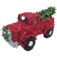 3D-TRUCK Youngcraft Tabletop Truck Holiday Decoration decoration holiday