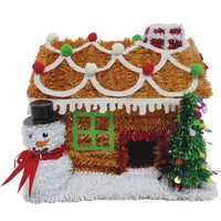 3D-GBH Youngcraft Tabletop Gingerbread House Holiday Decoration decoration holiday
