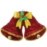 20W-BL21 Youngcraft Double Bell Holiday Decoration decoration holiday