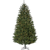 5775-75C Sterling New England Pine Prelit Artificial Tree