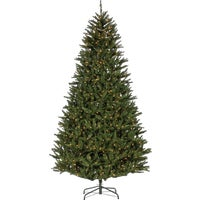 5775-90C Sterling New England Pine Prelit Artificial Tree