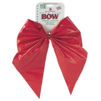 7209DOZ Holiday Trims 2-Loop Outdoor Christmas Bow