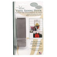 VSH05 Outdoor Decor Vinyl Siding Hook hooks light