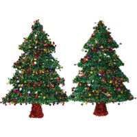 18W-TREE F C Young Christmas Tree Holiday Decoration