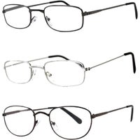 3507 Axiom International Metal Frame Reading Glasses glasses reading