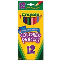 68-4012 Crayola Colored Pencils