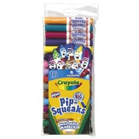 58-8703 Crayola Pip-Squeaks Washable Markers 58-8703, 58-8703 Pip-Squeaks Washable Markers