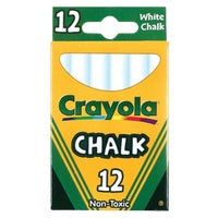 51-0320 Crayola White Chalk
