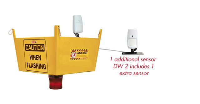 Dock Watcher 2 - Dock Awareness Product Dock Watcher 2, Collision Awareness, Collision Safety, Safety Products, Forklift Safety, Warehouse Safety, Collision Awareness, Dock Safety, Dock Awareness