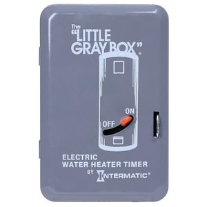 240 V Electric Water Heater Time Switch