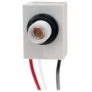 California Energy Commission Registered 208/277V 3100-4150W Fix Photo Control