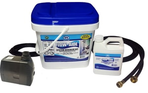 3.5 GAL FLOW-AIDE SYS DESCALER KIT