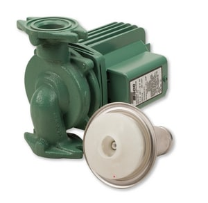 1/8 HP Stainless Steel Flange Cartridge Circulator Pump