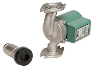 1/25 HP Stainless Steel Flange Cartridge Circulator