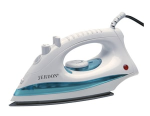 DU AUTO OFF IRON 9 FT CORD WHIT