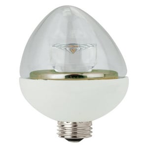 5W B11 Dimmable LED Light Bulb with Candelabra Base