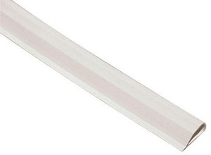 1/4 in. x 21 ft. Adhesive Silicone Seal in White