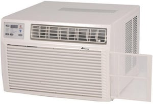 11.6 MBH R-410A 230V Electric PTAC Heat Pump